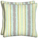 hampton bay outdoor pillow - Phyllis Stripe Outdoor Throw Pillow (2-Pack)