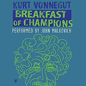 Breakfast of Champions Audiobook
