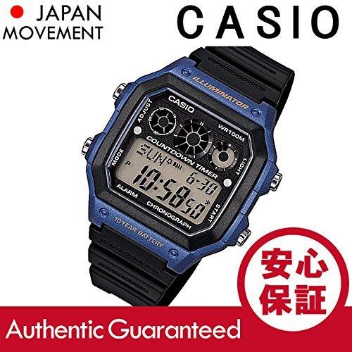 Casio Ae1300Wh-2A / 2A Ae1300Wh deportes Digital niños lindos! Reloj barato reloj unisex: Amazon.es: Relojes
