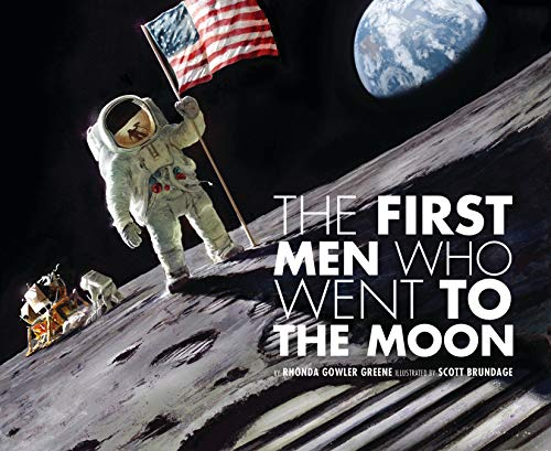 The First Men Who Went to the Moon (First Moon Landing)