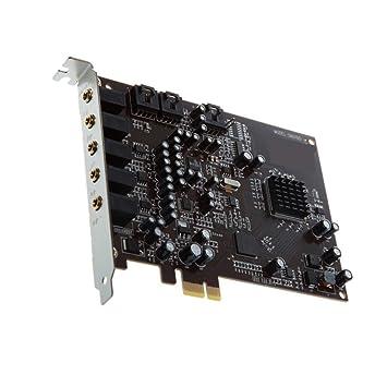 zNLIgHT - Tarjeta de Sonido PCI Express para PC y Ordenador ...