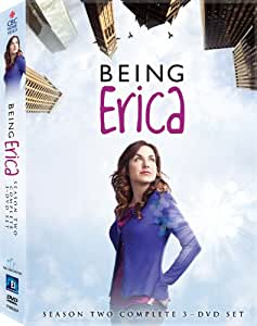 Being Erica: Season Two Complete 3-DVD Set