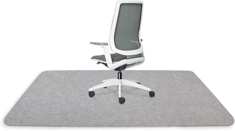 Office Desk Chair Mat for Hardwood/Tile Floor 48