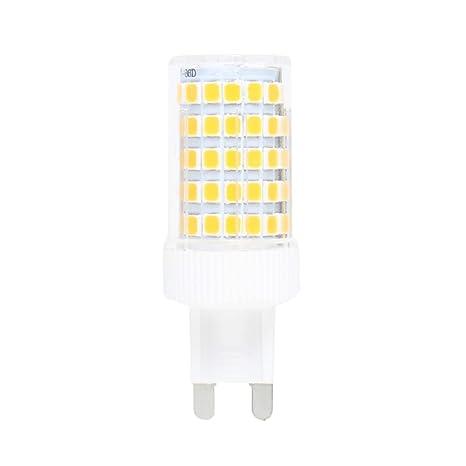 250X Regulable bombillas LED Corn Light E14,10W equivalentes a Lámparas halógenas de 80W,