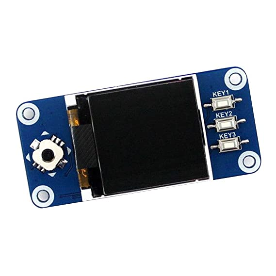 Amazon Com Arichtop 128x128 1 44inch Lcd Display Hat Spi Expansion