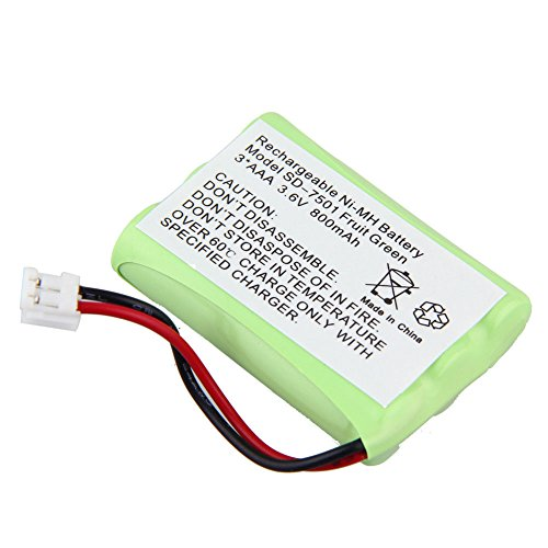 Cordless Home Phone Battery Ni-MH AAA 800mAh 3.6V Replacement Battery for Vtech 27910 5822 ia5829 ia5839 8900990000 ia5845
