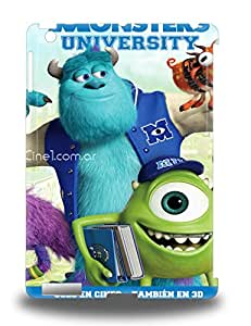 High Quality Durability 3D PC Case For Ipad Air American Monsters University ( Custom Picture iPhone 6, iPhone 6 PLUS, iPhone 5, iPhone 5S, iPhone 5C, iPhone 4, iPhone 4S,Galaxy S6,Galaxy S5,Galaxy S4,Galaxy S3,Note 3,iPad Mini-Mini 2,iPad Air )