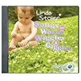 Songs for Words, Wiggles and Giggles - Fun Music CD Supports and Promotes Phonological Awareness
