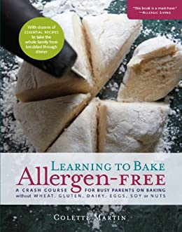 Learning Bake Allergen Free Parents without ebook product image