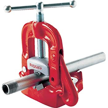 Ridgid 40110 27 Bench Yoke Vise Bench Clamps Amazon Com
