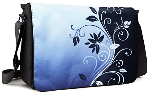 Meffort Inc 17 17.3 Inch Laptop / Notebook Padded Compart...