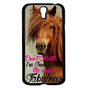 Don't Hate...I'm Gone with the Wind Fabulous Hard Snap on Phone Case (Galaxy s4 IV)