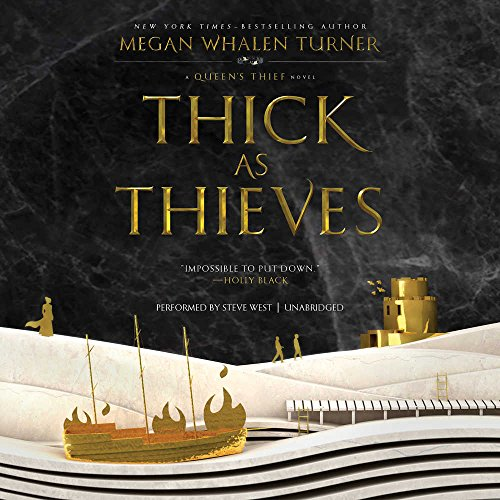 Thick as Thieves  (Queen's Thief series, Book 5)