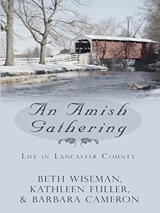 book cover of An Amish Gathering