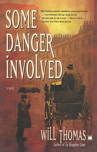 Some Danger Involved: A Novel (Barker and Llewelyn Book 1)