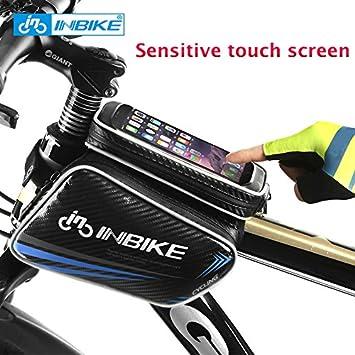Amazon.com: Inbike - Bolsa para bicicleta de montaña con ...