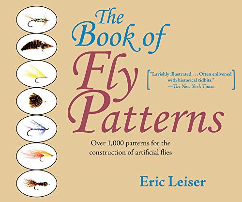 (The Book of Fly Patterns: Over 1,000 Patterns for the Construction of Artificial Flies)