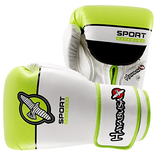 Hayabusa Sport 12oz Training Gloves, Green
