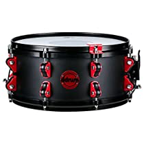 Ddrum Hybrid Snare Drum with Trigger 13 x 6 in. Satin Black