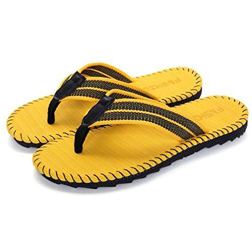 アンカーバッテリー半球[XINXIKEJI]ビーチサンダル トングサンダル メンズ レディース 7色 おしゃれ 小さいサイズ/大きいサイズ 23.0~28.5cm ペアサンダル スリッパ 夏 滑り止め/耐磨/痛くない/履きやすい 普段履き 海 海水浴 プール