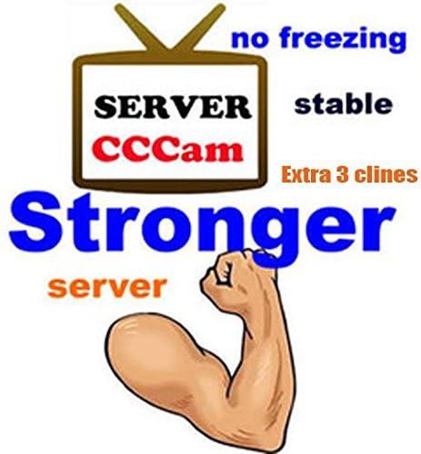 cuenta de 6 meses ARBUYSHOP Mejor CCcam Europa Cline servidor de ...