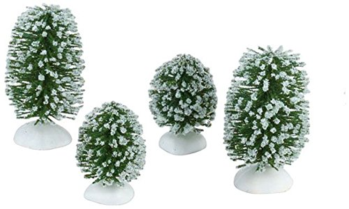 Department 56 Accessories for Village Collections Wonderland (Shrub Costume)