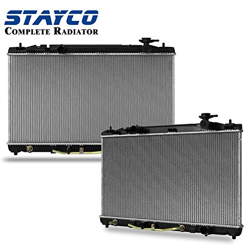 CU2917 Radiator Replacement for Toyota Camry 2007 2008 2009 2010 2011 L4 2.5L ()