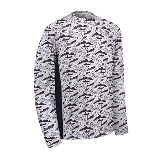 Performance Fishing Shirt UPF 50+ Dri Fit Men