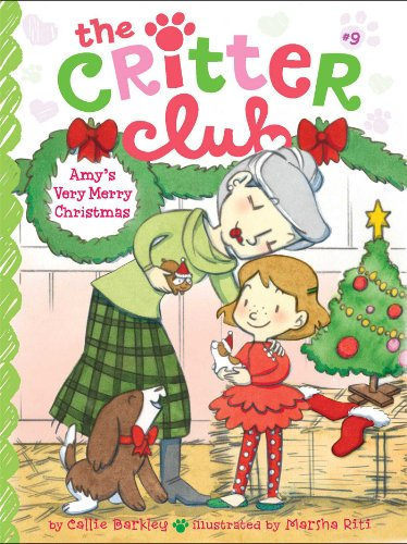 Amy's Very Merry Christmas (The Critter Club)