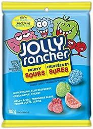 Jolly Rancher Candy, Sour Chews, 182 Gram