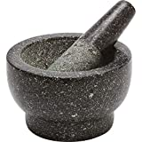 Health Smart Granite Mortar and Pestle