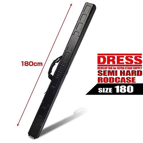 ドレス(DRESS) ロッドケース セミハードロッドケース 180 180の商品画像