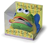 Monday the Bullfrog: A Huggable Puppet Concept Book About the Days of the Week