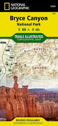 Bryce Canyon National Park National Geographic Trails