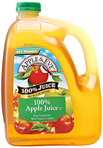 Apple & Eve Juice - Clear Apple - 128 oz by Apple & Eve