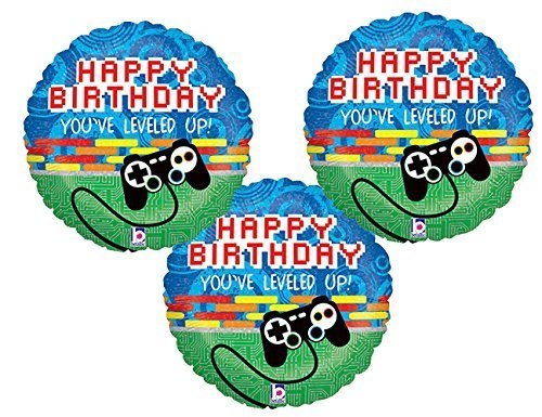 (Gamers Happy Birthday
