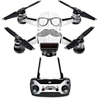 Skin for DJI Spark Mini Drone Combo - Hipster| MightySkins Protective, Durable, and Unique Vinyl Decal wrap cover | Easy To Apply, Remove, and Change Styles | Made in the USA