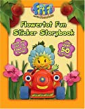 """Lets Play Sticker Activity Book (""""Fifi and the Flowertots"""")"""
