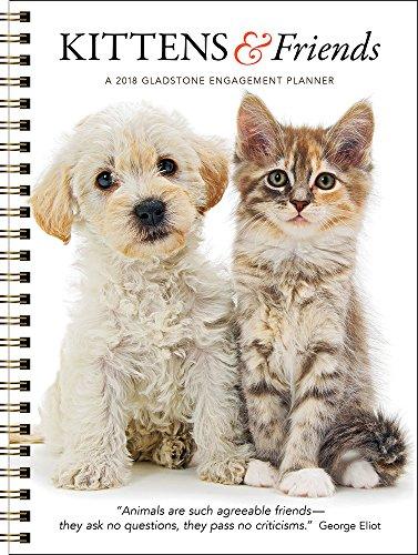 Cheap 2019 Kittens & Friends Engagement Planner for cheap