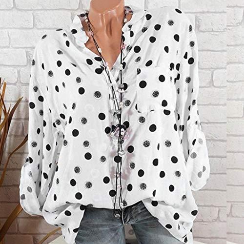 Clearance Women Tops LuluZanm Loose Tunic Top With Kangaroo Pocket Shirt Women 3//4 Sleeve V Neck Hoodie Bloues