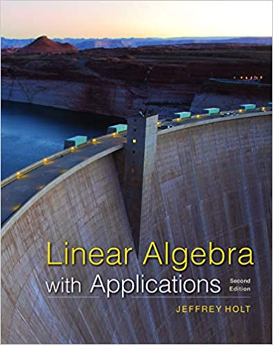 Jeffrey with applications holt pdf linear algebra