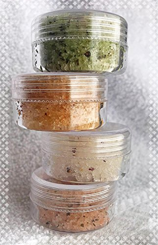All Natural & Vegan Lip Scrubs