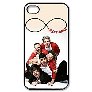 Customize One Direction Zayn Malik Liam Payn Niall Horan Louis Tomlinson Harry Styles Case for iphone4 4S JN4S-1764