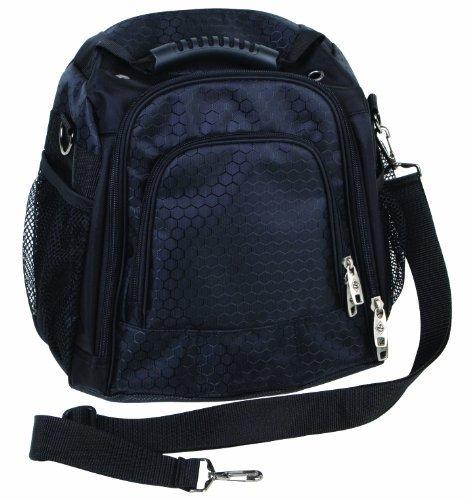 Diamond Sports Umpire Field Bag (Black) by Diamond Sports -