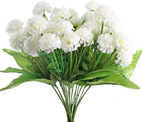 Details about  /Wedding Supplies Silk Hydrangea Desktop Decor Artificial Flower Fake Bouquet