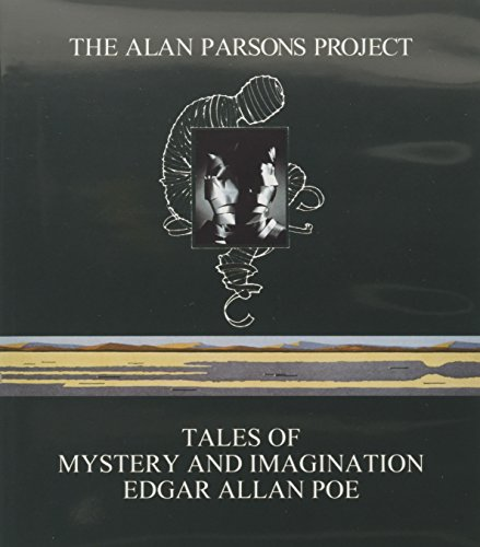 Blu-ray Audio : Alan Parsons - Tales Of Mystery & Imagination: 40th Anniversary Edition (BR- Audio) (United Kingdom - Import)