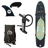 Aqua Marina Bt-88885 Super Trip Super Size, Super Fun Family Paddling Board,