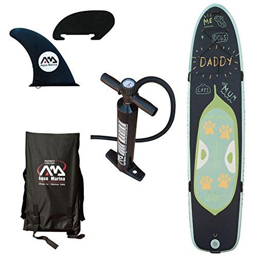 Aqua Marina Bt-88885 Super Trip Super Size, Super Fun Family Paddling Board, by Aqua Marina