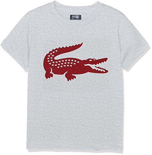 T phare Shirt Chiné Sport 0x0 argent Lacoste Garçon Argenté De 718xwS1dAq