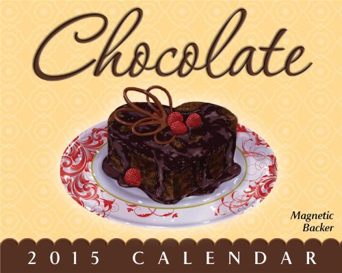 Chocolate 2015 Mini Day-to-Day Calendar
